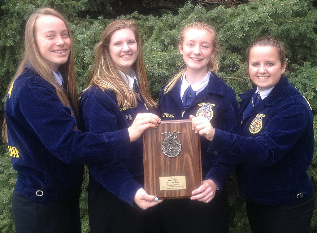 FFA at State | Cross-Counties Connect