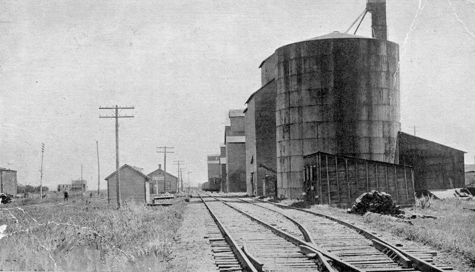 railroad line bfld