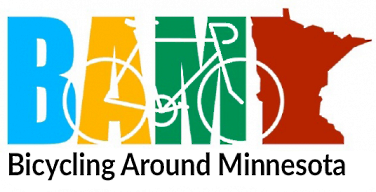 bike around minnesota