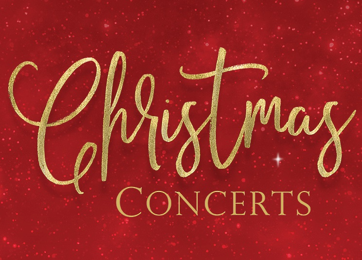 Christmas Concerts.Changes To Today S Series Of Three Mlc Christmas Concerts