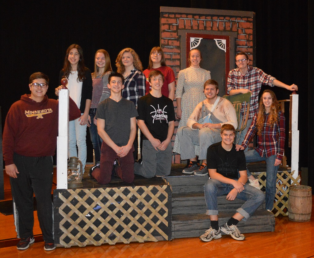 Section 2A One-Act Play Contest is this Saturday – Cross